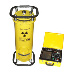 Çin XXQ-2005 Portable  X-Ray Flaw Detector for weld inspection with anti - jamming Tedarikçi