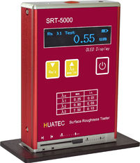 Çin Ra, Rz, Rq, Rt Surface Roughness Gauge SRT-5000 With lithium ion rechargeable batteries Tedarikçi