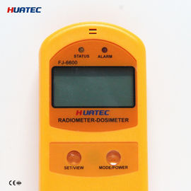 Radiation Monitoring Devices