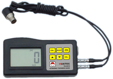 Çin TG-2910 Non Destructive Testing Equipment  ,  Digital Ultrasonic Thickness Gauge Distribütör