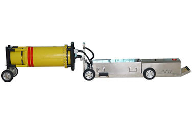 Electromagnetic Remote Control pipeline crawler x-ray machine