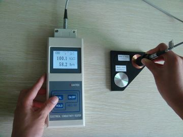 Çin Digital Eddy Current Testing Equipment with TFT - LCD HEC-101 test for NF-metals Distribütör