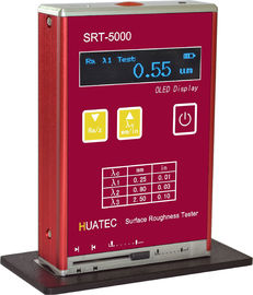 Çin Ra, Rz, Rq, Rt Surface Roughness Gauge SRT-5000 With lithium ion rechargeable batteries Distribütör