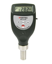 Çin Portable RS232 Crystal Time Base Surface Profile Gauge , Surface Roughness meter Distribütör