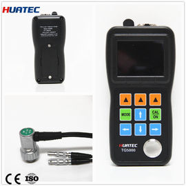 Industry Non Destructive Testing Equipment Ultrasonic Paint Thickness Gauge TG5000 Series