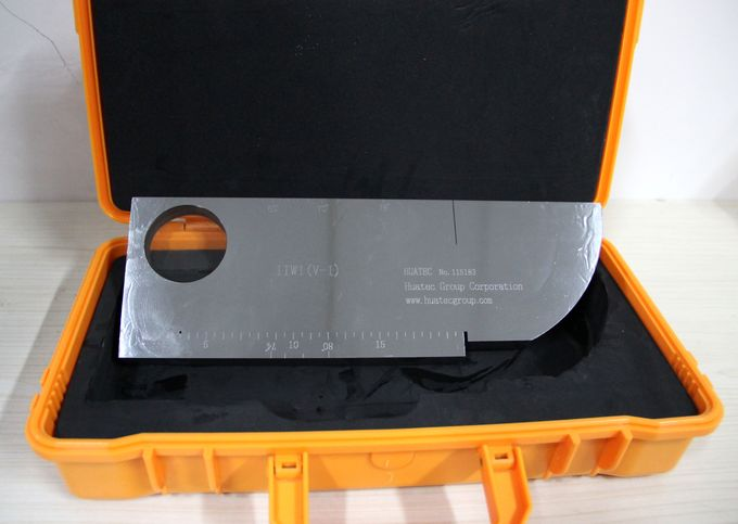 Ultrasonic Flaw Detector / UT Calibration Blocks IIW V1 ( A2 ) Type